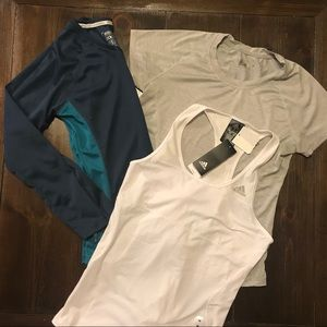 Athletic wear sport BUNDLE- size medium